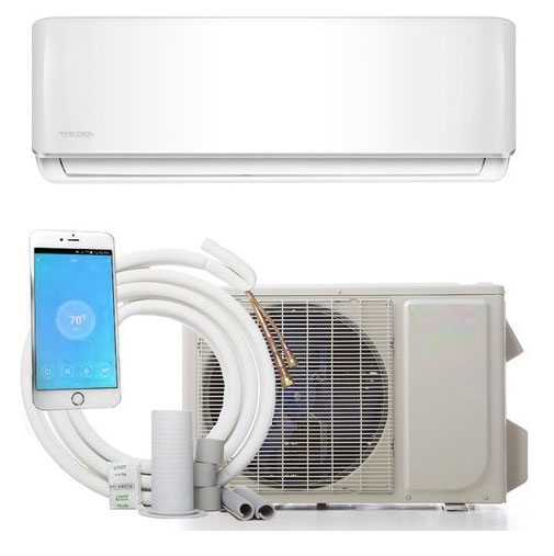 Ductless Mini Split System Installation