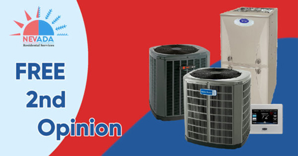 HVAC & services Free 2nd opinion