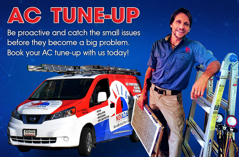 AC Tune Up Service in Las Vegas