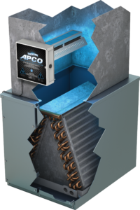 APCO Furnace coil only UV Lights