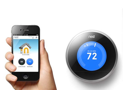 Thermostat replacement and installation in Henderson
