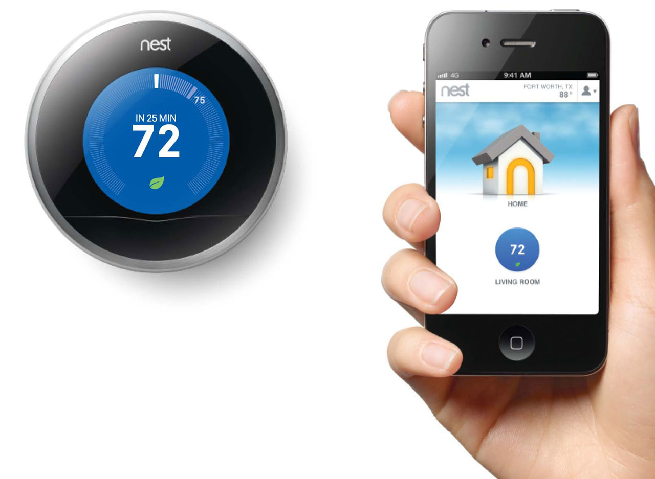 Thermostat replacement and installation in Las Vegas