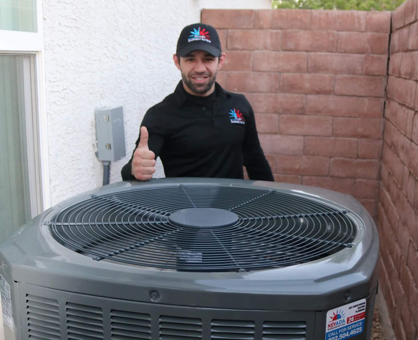 We provide Air Conditioner Replacement service in Henderson
