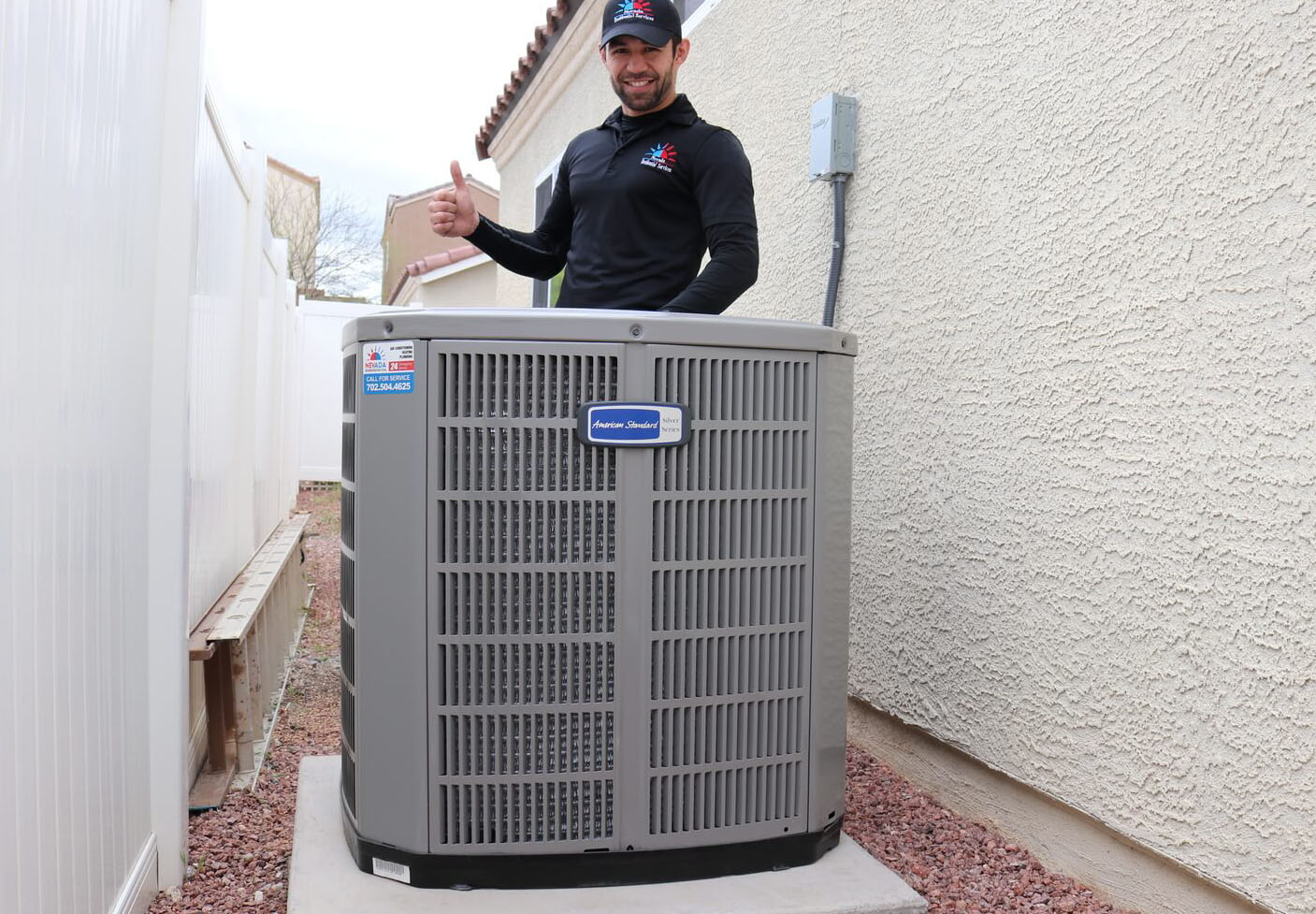 We provide Air Conditioner Replacement service in Las Vegas