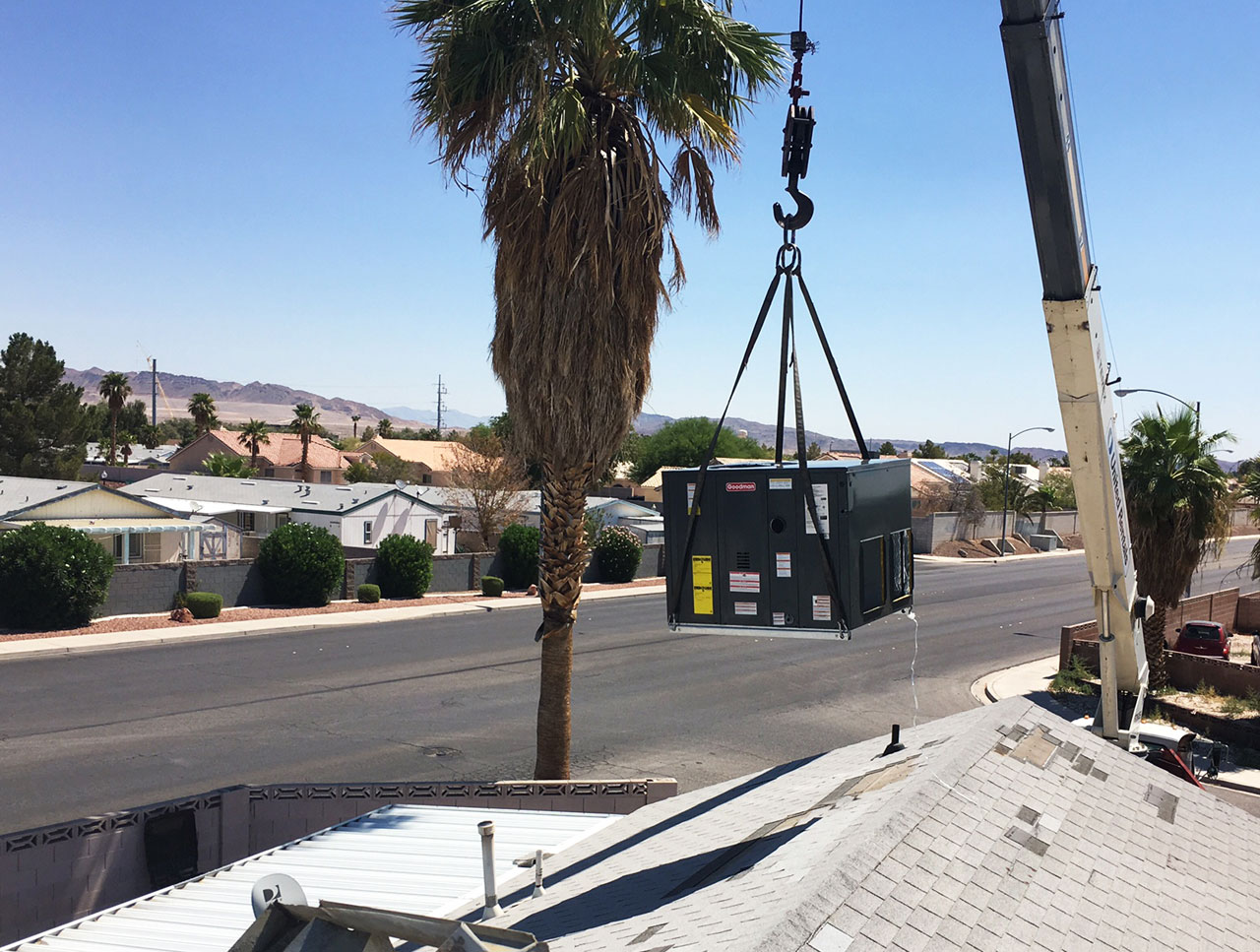 AC Replacement Henderson - Nevada Residential Services