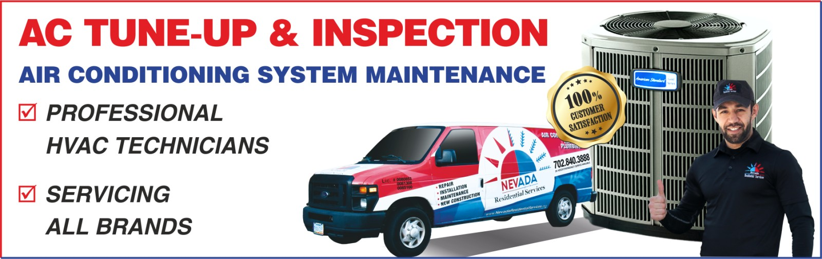 AC Tune Up & Inspection
