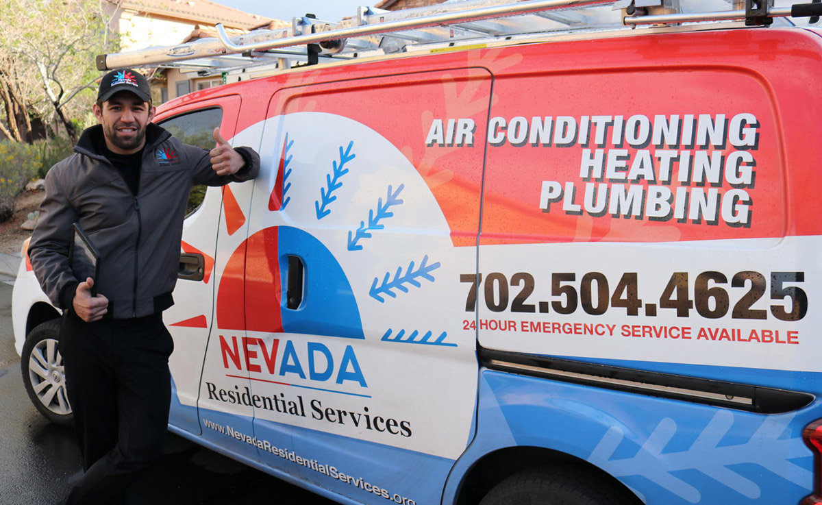 Emergency Heating Services in Henderson