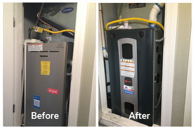 Furnace Replacement Las Vegas - Nevada Residential Services