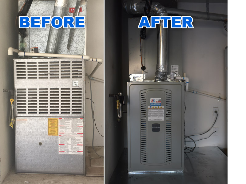 Our Process for Affordable Furnace Replacement