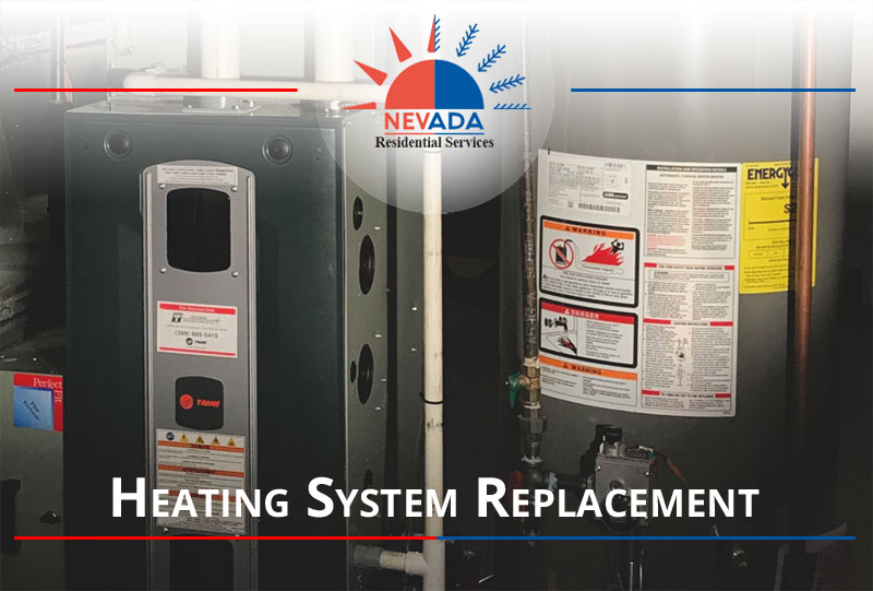 heating system replacement in Henderson