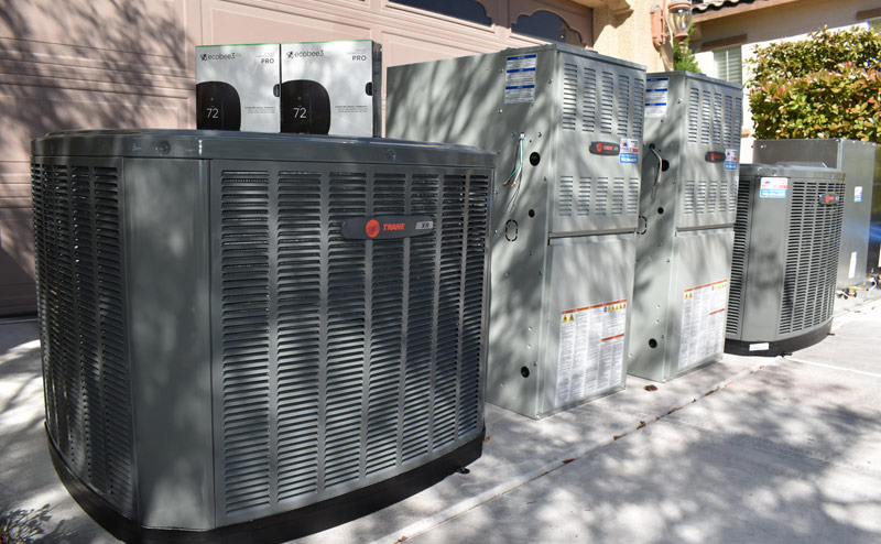 hvac products warranties