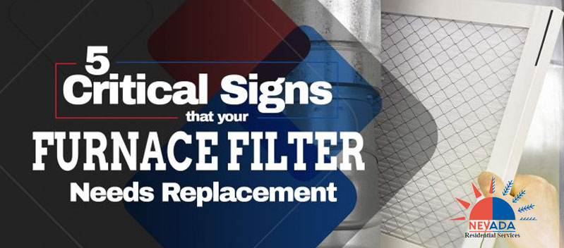 5 reasons to change furnace filter