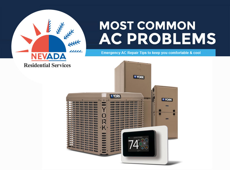 Emergency AC Repair Tips to keep you comfortable & cool during late summer in Henderson