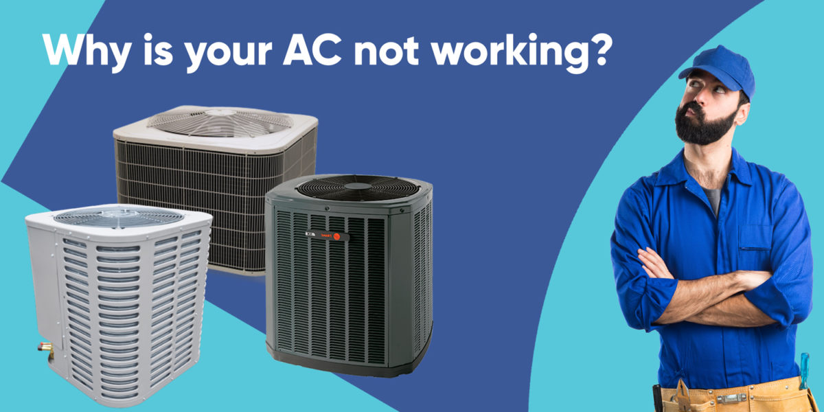 Why is your AC not working in Henderson?