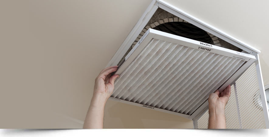 How to Change the Central AC Filter in Las Vegas