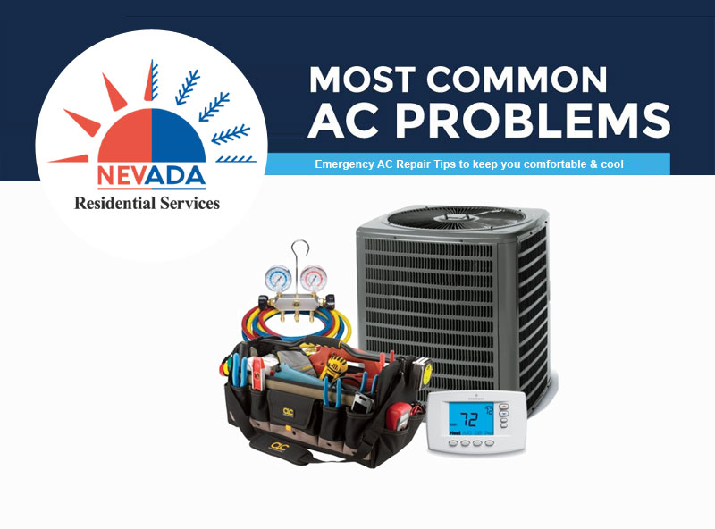 Emergency AC Repair Tips to keep you comfortable & cool during late summer in Las Vegas