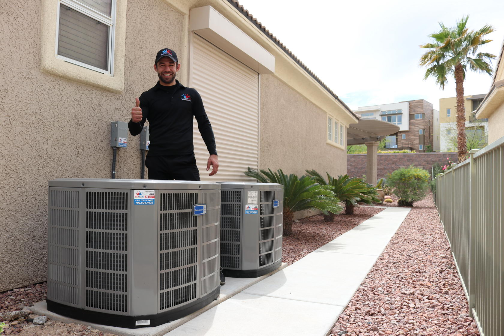 Green way to cool your home - eco-friendly HVAC Installation technologies