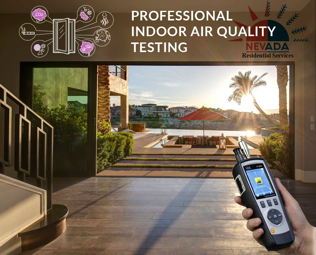 Home Indoor Air Quality Testing in Las Vegas?