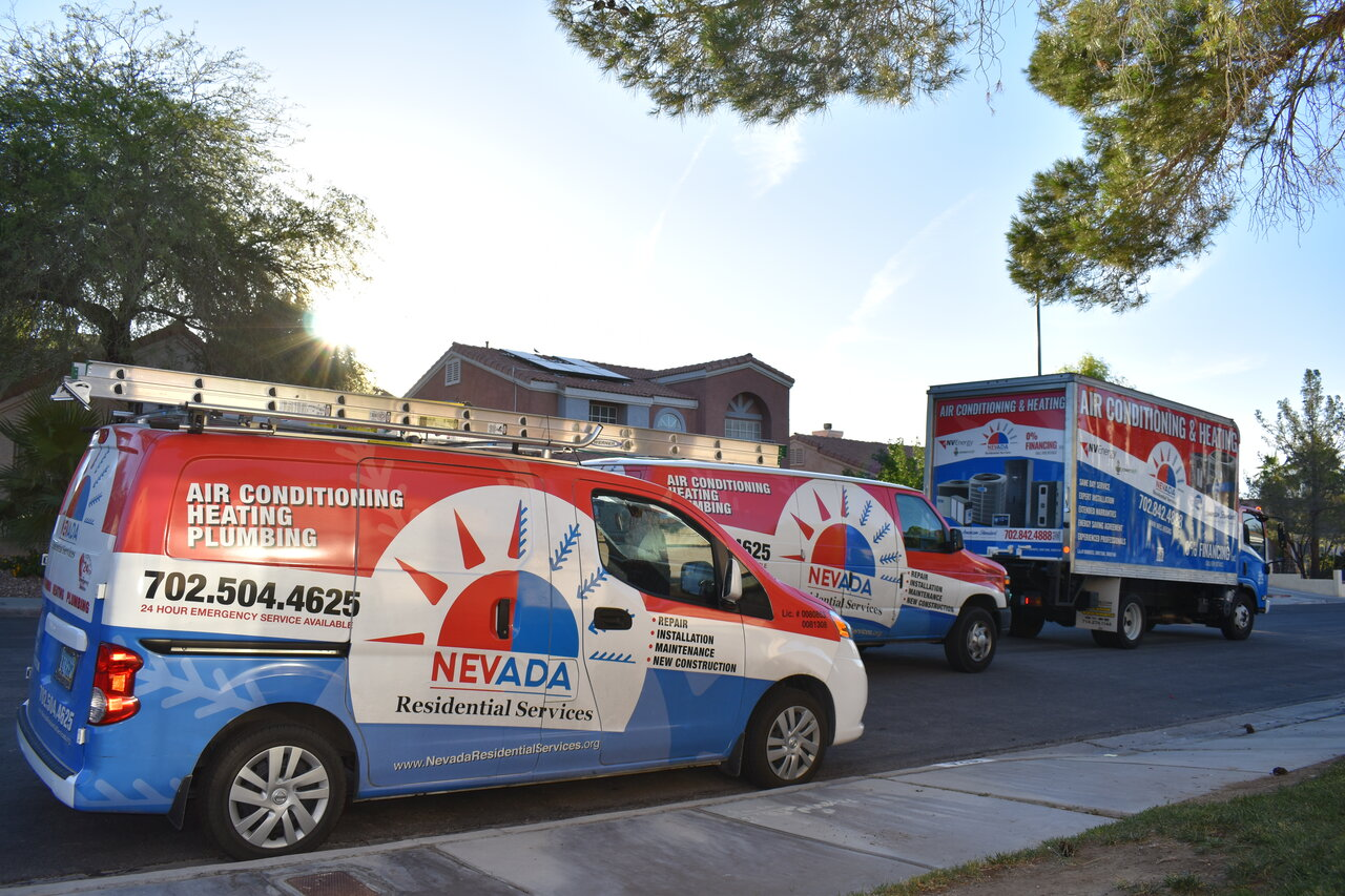 Residential & Commercial HVAC Service Contractor in Las Vegas