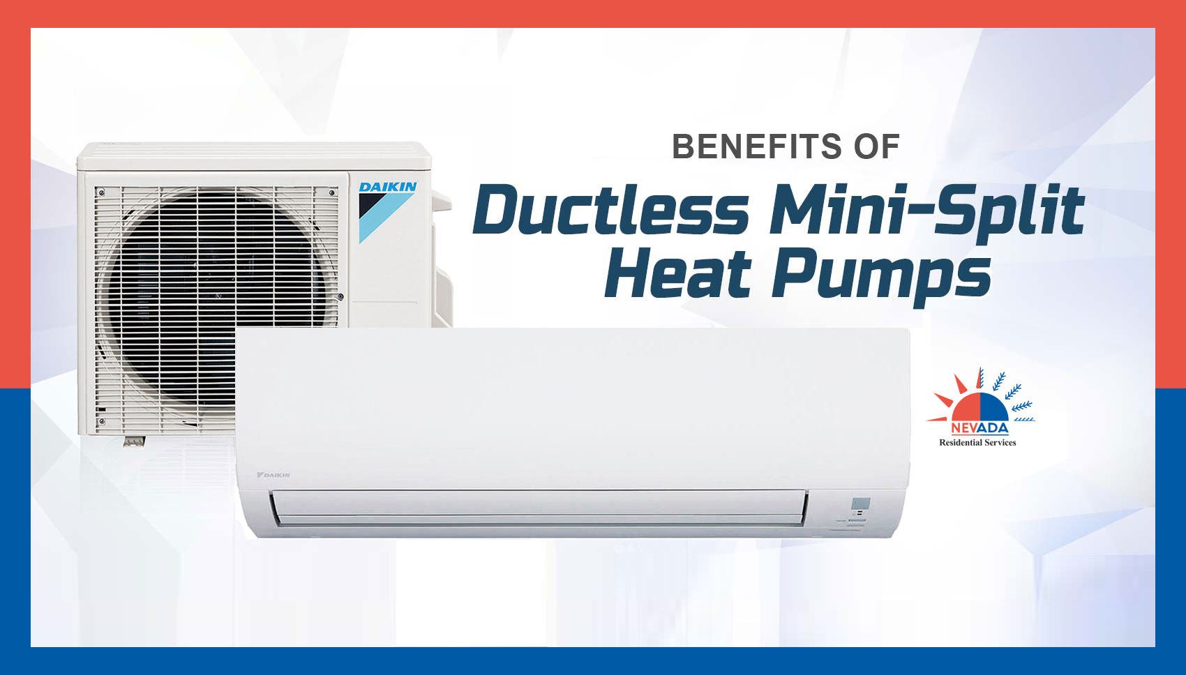 Benefits of Ductless Mini Split Heat Pumps in Las Vegas