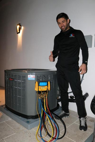 AC replacement in Las Vegas