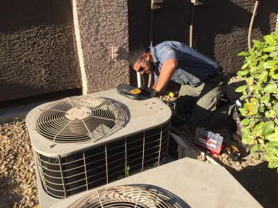 HVAC Maintenance & Tune Up