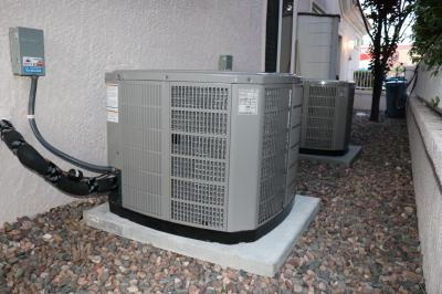 New AC installation in Las Vegas, NV