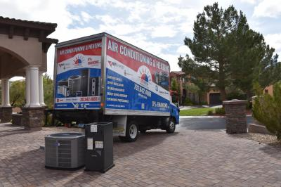 Las Vegas & Henderson HVAC service - American Standard #1 rated HVAC products