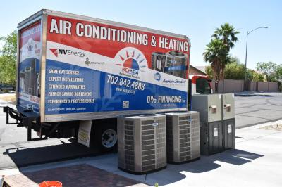 Expert AC installation in Henderson & Las Vegas - financing available!