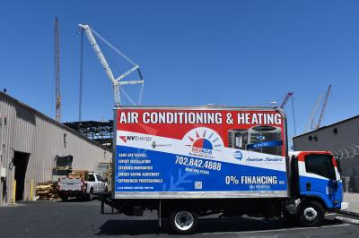 Commercial HVAC services - AC repair & AC installation in Las vegas and Henderson