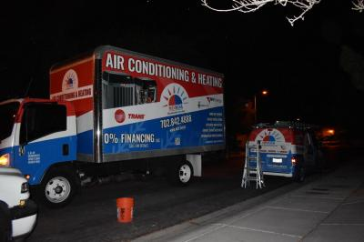 24 hour air conditioning repair & installation services in Las Vegas and Henderson