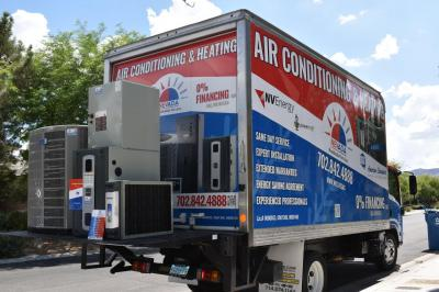 HVAC Equipment Installation & Repair in Las Vegas or Henderson