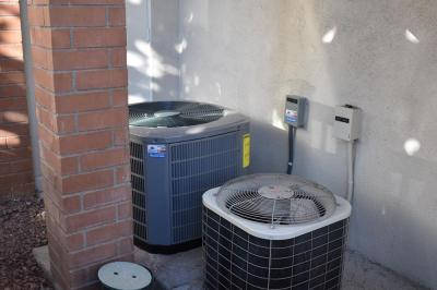New AC unit Installation in Las Vegas (American Standard)