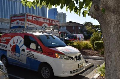 Commercial Air Conditioning & Heating Service in Las Vegas - Nevada Residential Services