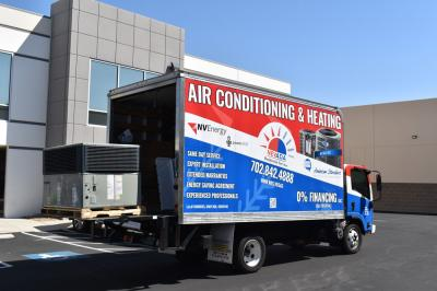 Commercial AC Installation in Las Vegas