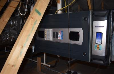 Reidential Heater / Furnace replacement in Las Vegas