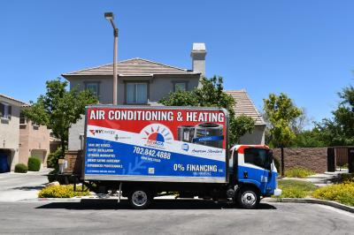 Expert Air Conditioning Installation (Residential & Commercial) - Las Vegas, Nevada & Surrounding Areas