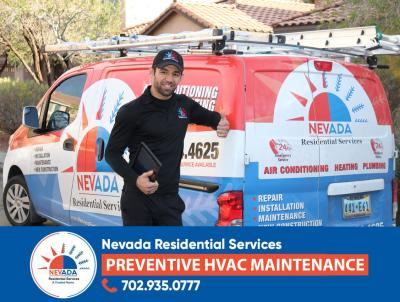 Preventive HVAC Maintenance service in Las Vegas