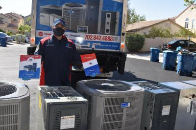 Nevada Residential Service Air Conditioning & Heating - HVAC General Contractor in Las Vegas & Henderson