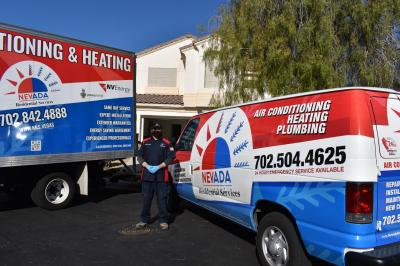 NRS Air Conditioning & Heating - Residential and Commercial HVAC Contractor in Las Vegas, NV