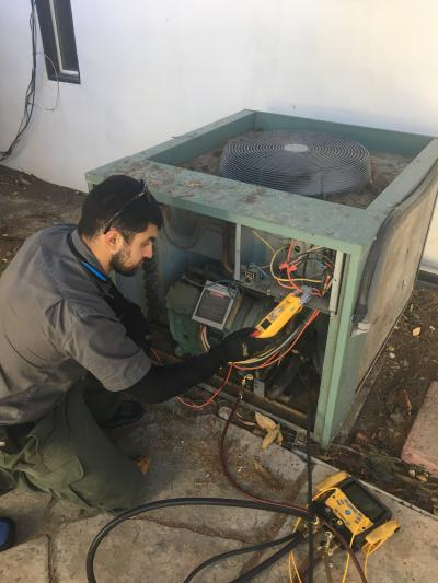 Residential & Commercial HVAC Repair Service in Las Vegas, Henderson, NV