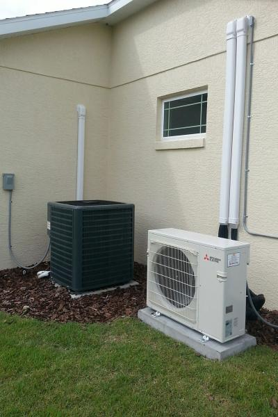 Ductless AC Mini Split System Replacement in Las Vegas, NV