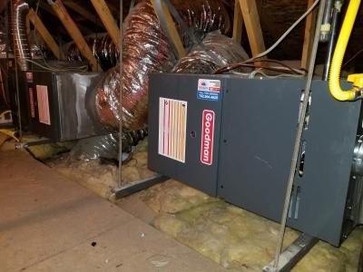 Goodman Furnace and AC Unit Installation in Las Vegas, NV