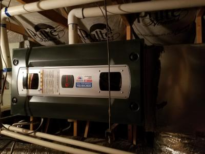 Annual Furnace Maintenance by heating & cooling experts - NRS Local Las Vegas HVAC Contractor