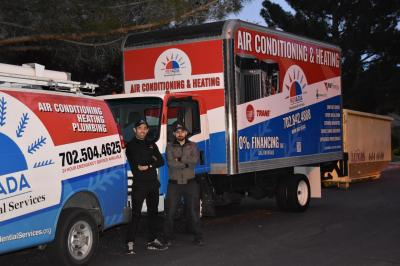 24 hour Air Conditoning & Heating services by NRS HVAC Team | Areas we serve: Las Vegas, North Las Vegas, Henderson & surrounding areas
