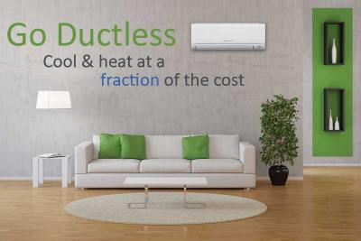 Ductless mini-split system Image #4
